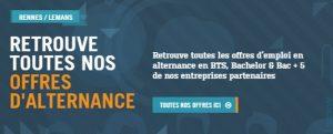 bac +2 NRC en alternance Rennes