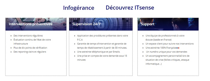infogérance pme